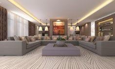 Salón Villa - Alta Decoración Locus Muebles