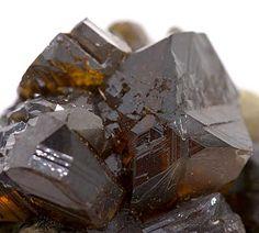 Chalcopyrite with Sphalerite / Commodore Mine, Creede, Mineral Co, Colorado