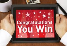 5 Ways to Find Prize Notifications Hidden In Your Email: Don't Overlook that Big Prize Notification! Mobile Marketing, Internet Marketing, Instant Win Sweepstakes, Sweepstakes Today, Win For Life, Winner Announcement, Publisher Clearing House, Email Marketing Strategy, Media Marketing