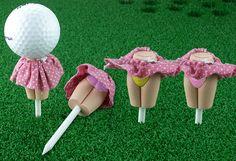 Funny Golf Tees