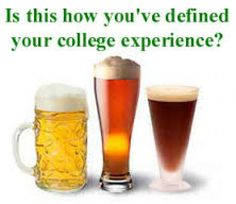 The College Experience (Part 1)