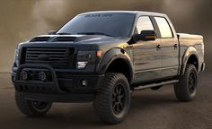 Tuscany Black Ops - Frontier Ford
