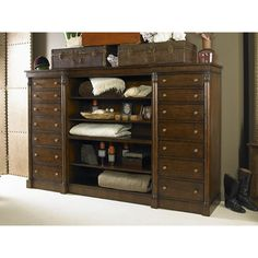 Century Furniture Danvers bachelor chest