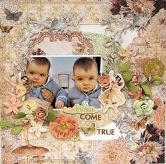 DREAM COME TRUE  ***MY CREATIVE SCRAPBOOK*** - Scrapbook.com
