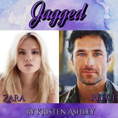 Jagged by Kristen Ashley *Christy's Casting*