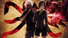 kaneki and touka in love - Google Search