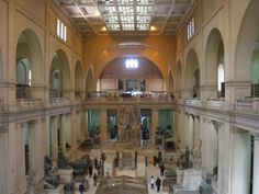 The Egyptian Museum- Egypt port trips http://www.maydoumtravel.com/Egypt-Travel-and-Tour-Packages/4/0/
