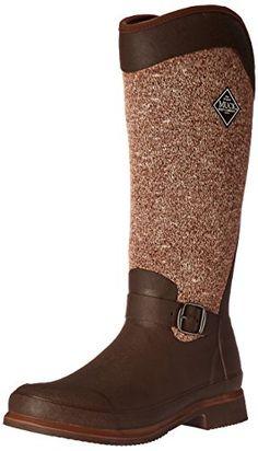 Muck Boot Women's Reign Supreme Snow, Brown/Bison, 9 M US *** For more information, visit image link.