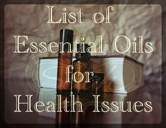 Selah's Oily Blessings: Health Topics for Adults