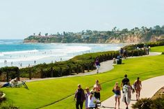 Hotel - San Diego, CA, USA Minutes away from downtown San Diego and its exclusive resort community of La Jolla, Hotel invites its visitors to immerse themselves into the city's beach. Hotel Del Coronado, San Diego To Do, San Diego Neighborhoods, Mission Beach, Pacific Beach, Beach Town, Beach Photos, The Neighbourhood, Outdoors