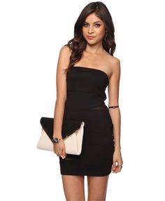 Need a dress to impress for Valentines day? This Mesh Cutout is super cute! $17.80