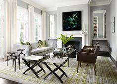 Lincoln Park Residence - Lichten Craig Architecture + Interiors