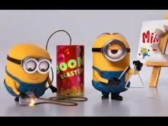 The Minion Movie Auditions – Funny Fail Show Minions Mini Movie, Despicable Me 2 Minions, Minions Singing, Minions Clips, Minion Mayhem, Hysterically Funny, Horrible Histories, Fun Brain, Funny Minion Videos
