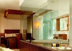 Romantische hotelkamer bij Europa Hotel