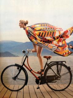 Hermes spring/summer 2013 campaign by  Nathaniel Goldberg