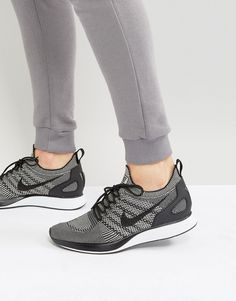 Get this Nike s sneakers now! Click for more details. Worldwide shipping.  Nike  Fast Pack  Air Zoom Mariah Flyknit Racer Trainers In Grey 918264-003  - Grey  ... 520eccbec06