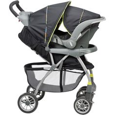 Evenflo - Journey 200 Travel System, Crayon Scribbles