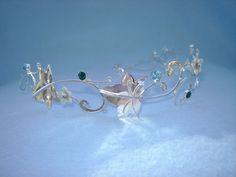 Season of Mists Bridal Headband Crown