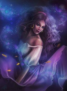 Esmeralda by Sandramalie on DeviantArt