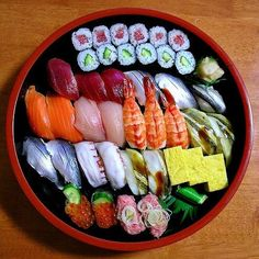 The Sushi Garden - 9 Japanese Heirlooms