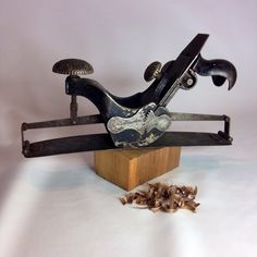 Antique Number 113 Type 1 Stanley Circular Plane by Eagleseyefinds, $180.00