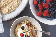 Although it can be tempting to hit the snooze button in the morning, you can't underestimate the importance of making time for a good, nutritious breakfast.