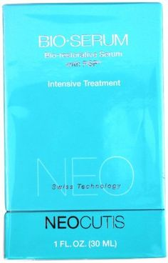 Neocutis Bioserum Intensive Treatment with PSP, 1 Ounce by NEOCUTIS. $132.35. Nurture skin with amino acids and stable Vitamin C, essential to collagen depleted skin. Reduce the appearance of significant lines and wrinkles. Improve skin tone and texture for renewed luminosity and radiance. Redefine the look of facial contours and skin firmness. Provide skin with an important hyaluronic acid building block. An exclusive intensive skincare treatment. Formulated with skin revitalize...