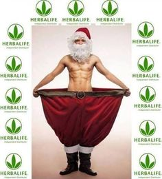 Attention! Latest news! Santa has already done it! … And has already slimmed down with HERBALIFE  And YOU? Wouldn't you also like to fit into your favorite party outfit again?  Contact me TODAY and then off you go!  If Santa Claus can do it, YOU can do it too !!!  Imagine how great you can already slim down until THANKSGIVING by starting NOW!! SABRINA INDEPENDENT HERBALIFE DISTRIBUTOR SINCE 1994 https://www.goherbalife.com/goherb/ Call: (+1)2143290702
