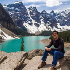 Low is obsessed with traveling. | This Guy Saw The U.S. For Under $500 And You'll Want To Copy His Trip