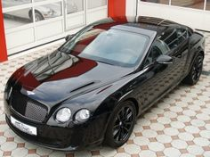 Bentley Coupe....Just Classy
