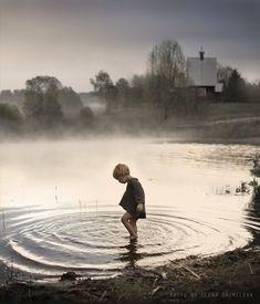 foggy land.. by Elena Shumilova on 500px
