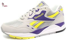 Reebok - CL Lthr Clean Exoti Blackchalk - Couleur: Blanc-Noir - Pointure: 37.0 41 40 40 44 41) 1wUHCV