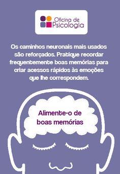 Uma dica de saúde cerebral! #oficinadepsicologia