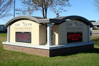 LED Electronic Message Centers by Spectrum Sign Systems