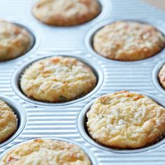 Gluten-Free Muffins With Parmesan and Sun-Dried Tomatoes | POPSUGAR Food