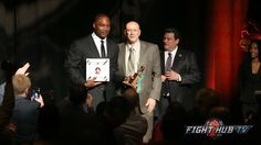 Lennox Lewis Nevada Boxing Hall of Fame Induction Speech