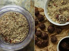 Delicious blog: Kuličky skoro jako Ferrero rocher