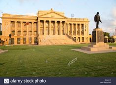 Old Parliament Building now the Presidential Secretariat offices Stock Photo, Royalty Free Image: 81989370 - Alamy
