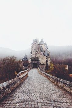 "expressions-of-nature: "" Eltz Castle, Germany by John Bozinov "" Montenegro Kotor, Germany Castles, Palace Of Versailles, Amalfi Coast, Tower Bridge, East Coast, Places To Visit, Around The Worlds, Explore"