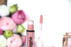 lip lingerie - revue - swatch- nyx cosmetics - embellishment - bedtime flirt - makeupbyazadig - enjoyphoenix - troyes - mousse