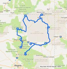 Arizona Natural Wonders Road Trip