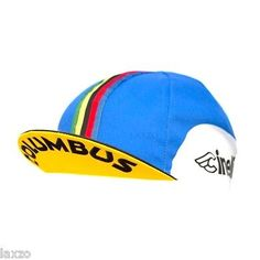 Tupelo Bicycle Club Giordana Custom cycling cap