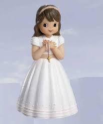Resultado de imagen para niño en porcelana fría para primera comunión