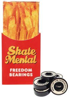 Skate-Mental Freedom-Abec-5 - titus-shop.com  #Bearings #Skateboard #titus #titusskateshop