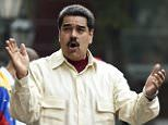 Venezuela president Nicolas Maduro declares emergency, cites domestic 'threats' | Daily Mail Online