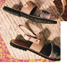 Limited edition Zeppelin, Slow Fashion, Leather Sandals, Espadrilles, Stars, Handmade, Collection, Shopping, Espadrilles Outfit