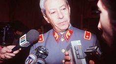 El general retirado del Ejército chileno Hernán Ramírez Rurange/ Foto: Archivo