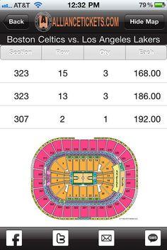 Alliance Tickets - Mobile Ticket...