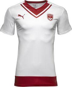6c86e1f195 Puma lança nova camisa reserva do Bordeaux - Show de Camisas Camisetas De  Futebol