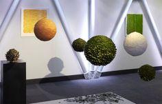 Ginkgo sculpture by SilkeSpingiesShop on Etsy, 160.00